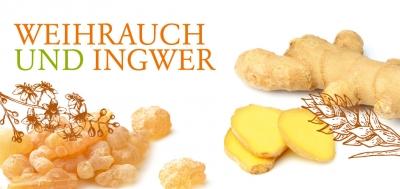 Weihrauch & Ingwer