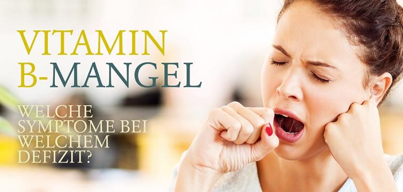 Vitamin B-Mangel - Ursachen