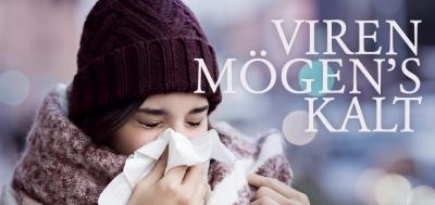 Viren mögens kalt